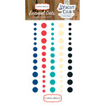 Carta Bella Paper - Yacht Club Collection - Enamel Dots