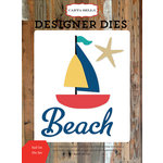 Carta Bella Paper - Yacht Club Collection - Designer Dies - Sail On