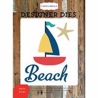 Carta Bella Paper - Yacht Club Collection - Designer Dies - Sail On