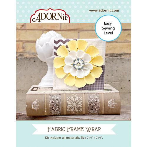Carolee's Creations - Adornit - Fabric Box Kit - Fabric Wrap Frame