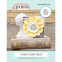 Carolee's Creations - Adornit - Fabric Box Kit - Fabric Wrap Frame