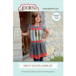 Carolee's Creations - Adornit - Fabric Box Kit - Pretty Pleats Apron
