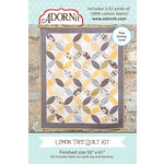 Carolee's Creations - Adornit - Fabric Box Kit - Lemon Tree Quilt