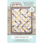 Carolee's Creations - Adornit - Fabric Box Kit - Lemon Tree Quilt