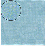 Carolee's Creations Adornit - Whoopsy Daisy Collection - 12x12 Paper - Shuffle Check Blue, CLEARANCE