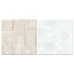 Carolee's Creations - Adornit - Misty Collection - 12 x 12 Double Sided Paper - Graphs
