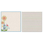 Carolee's Creations - Adornit - Vintage Groove Collection - 12 x 12 Double Sided Paper - Vintage A