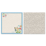 Carolee's Creations - Adornit - Vintage Groove Collection - 12 x 12 Double Sided Paper - Vintage B