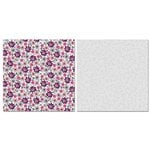 Carolee's Creations - Adornit - Paisley Princess Collection - 12 x 12 Double Sided Paper - Pretty Princess