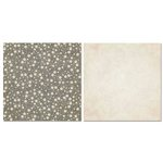 Carolee's Creations - Adornit - Daisy Dew Collection - 12 x 12 Double Sided Paper - Daisy Dew Scatter