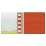 Carolee's Creations - Adornit - Doggie Life Collection - 12 x 12 Double Sided Paper - Doggy Play Time B