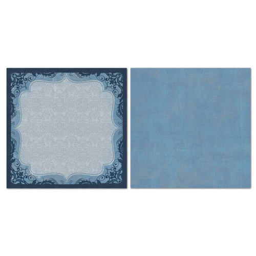 Carolee's Creations - Adornit - Bobby and Betty Collection - 12 x 12 Double Sided Paper - Hop