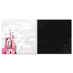 Carolee's Creations - Adornit - Princess Collection - 12 x 12 Double Sided Paper - Palace