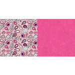 Carolee's Creations - Adornit - Princess Collection - 12 x 12 Double Sided Paper - Playful