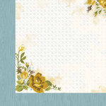 Carolee's Creations - Adornit - Bumble Collection - 12 x 12 Double Sided Paper - Blossom