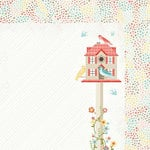 Carolee's Creations - Adornit - Home Tweet Home Collection - 12 x 12 Double Sided Paper - Haven
