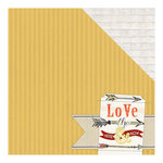 Carolee's Creations - Adornit - Family Path Collection - 12 x 12 Double Sided Paper - Here and Now