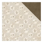 Carolee's Creations - Adornit - Yeehaw Collection - 12 x 12 Double Sided Paper - Buckaroo