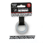 Carolee's Creations - Adornit - Documented Faith Collection - Washi Tape - Doodle Scallop