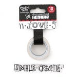 Carolee's Creations - Adornit - Documented Faith Collection - Washi Tape - Doodle Words