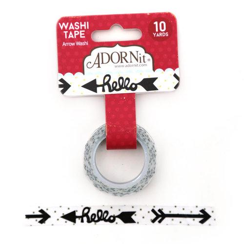 Carolee's Creations - AdornIt - Art Play Washi Tape - Arrow