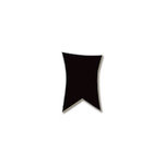Carolee's Creations - Adornit - Chalkboard Surfaces - Country Pennant