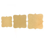 Carolee's Creations - Adornit - Bare Wood Surface - Bracket Pack