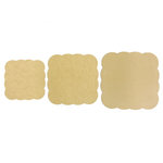 Carolee's Creations - Adornit - Bare Wood Surface - Bubble Square Pack
