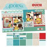 Carolee's Creations - Adornit - Ouch Collection - 12 x 12 Paper Pack