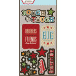 Carolee's Creations - Adornit - Rough and Tough Collection - Die Cut Cardstock Shapes - Big Boy Toy