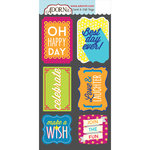 Carolee's Creations - Adornit - Celebrate Collection - Die Cut Cardstock Shapes - Party