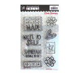 Carolee's Creations - AdornIt - Documented Faith Collection - Clear Acrylic Stamps - To Do