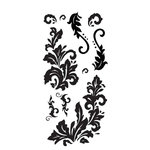 Carolee's Creations - Adornit - Wedding Collection - Clear Stickers - Classic Motif