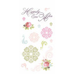 Carolee's Creations - Adornit - Remember When Collection - Clear Stickers - Ever After
