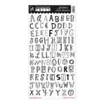 Carolee's Creations - Adornit - Documented Faith Collection - Clear Stickers - Faith Alphabet