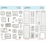 Carolee's Creations - AdornIt - Coloring Stickers - Accomplisher