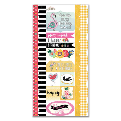 Adornit Cardstock Stickers