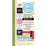 Carolee's Creations Adornit - Glamour Collection - Cardstock Stickers - Glamorous, CLEARANCE