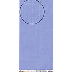 Carolee's Creations Adornit - Sticker Paper - Morning Blue, CLEARANCE