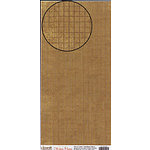 Carolee's Creations Adornit - Sticker Paper - Rich Chocolate, CLEARANCE