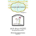 Colorado Craft Company - AJ Enamel Pin