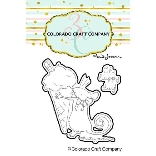 Colorado Craft Company - Dies - Mini - Ice Cream Day