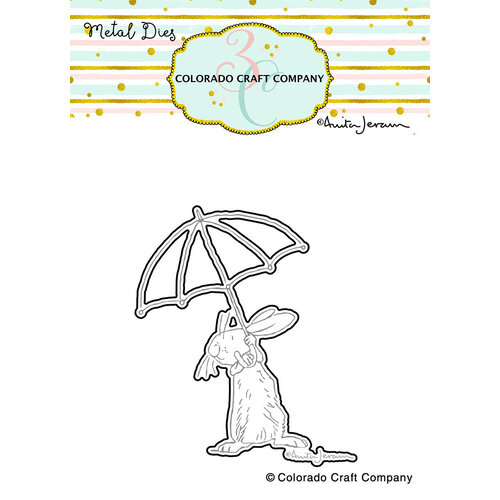 Colorado Craft Company - Dies - Christmas - All Weather Friends