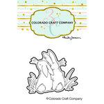Colorado Craft Company - Dies - Mini - Snuggle Bunny