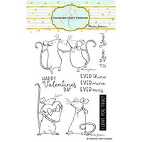 Colorado Craft Company - Clear Photopolymer Stamps - Ever Thine