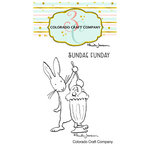 Colorado Craft Company - Clear Photopolymer Stamps - Mini - Sundae Funday