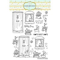 Colorado Craft Company - Clear Photopolymer Stamps - Home Sweet Home