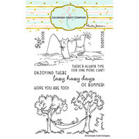Colorado Craft Company - Clear Photopolymer Stamps - Recharge