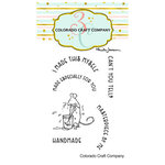 Colorado Craft Company - Clear Photopolymer Stamps - Mini - Handmade