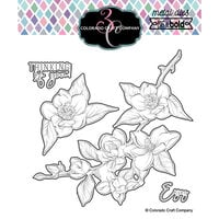 Colorado Craft Company - Big and Bold Collection - Dies - Thinking of You Magnolias